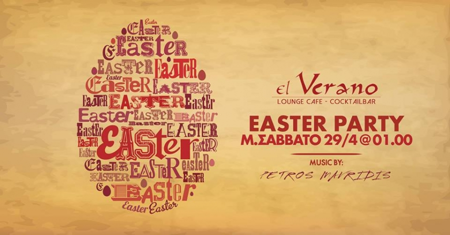 Easter Party @ El Verano Bar